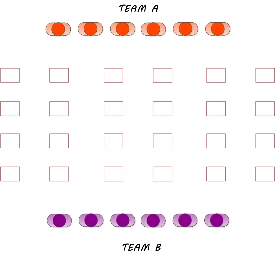 kids memory game diagram