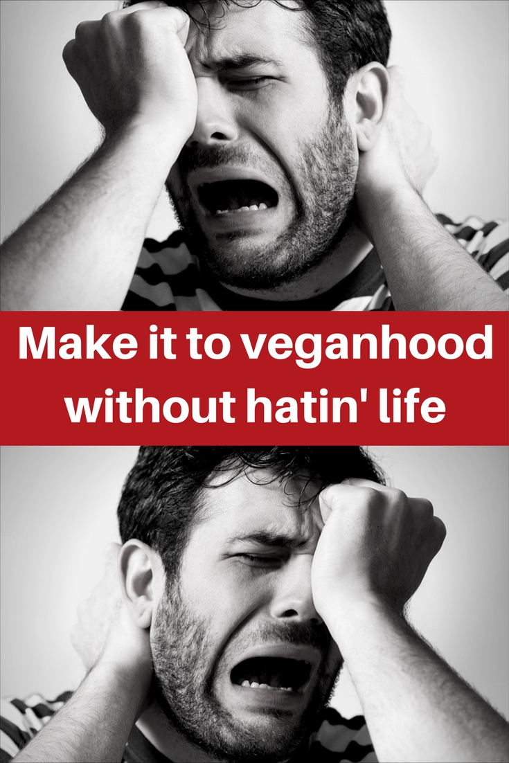 Easiest way to go vegan
