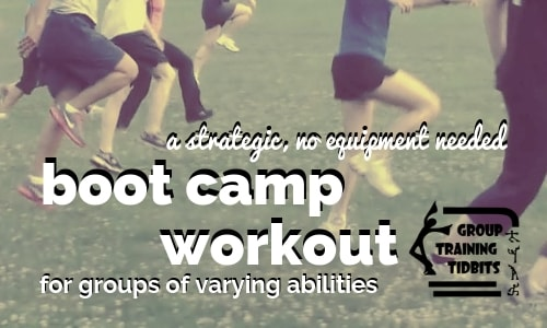 boot camp workout ideas for beginners to advanced